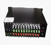 机架式HDMI光端机/插卡式DVI光端机/2U机箱式HD-SDI光端机
