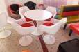 玻璃钢餐厅桌椅售楼部椅子凳子酒店会所商场椅子凳子