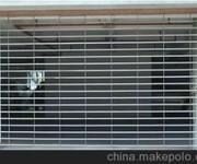 闵行区水晶门定做闵行区商铺型材卷帘门网型门安装图片