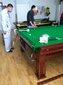 專業拆裝星牌臺球桌專家臺球桌維修挪位安裝換臺呢圖片