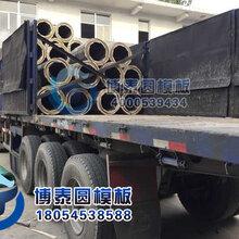南京市定做直径800mm900mm1000mm木制圆模板图片