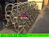 自行车停车架工厂铁管自行车停放架烟台自行车停放架