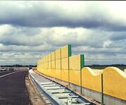 高速公路隔音墙报价日照市声屏障工厂隔音板图片