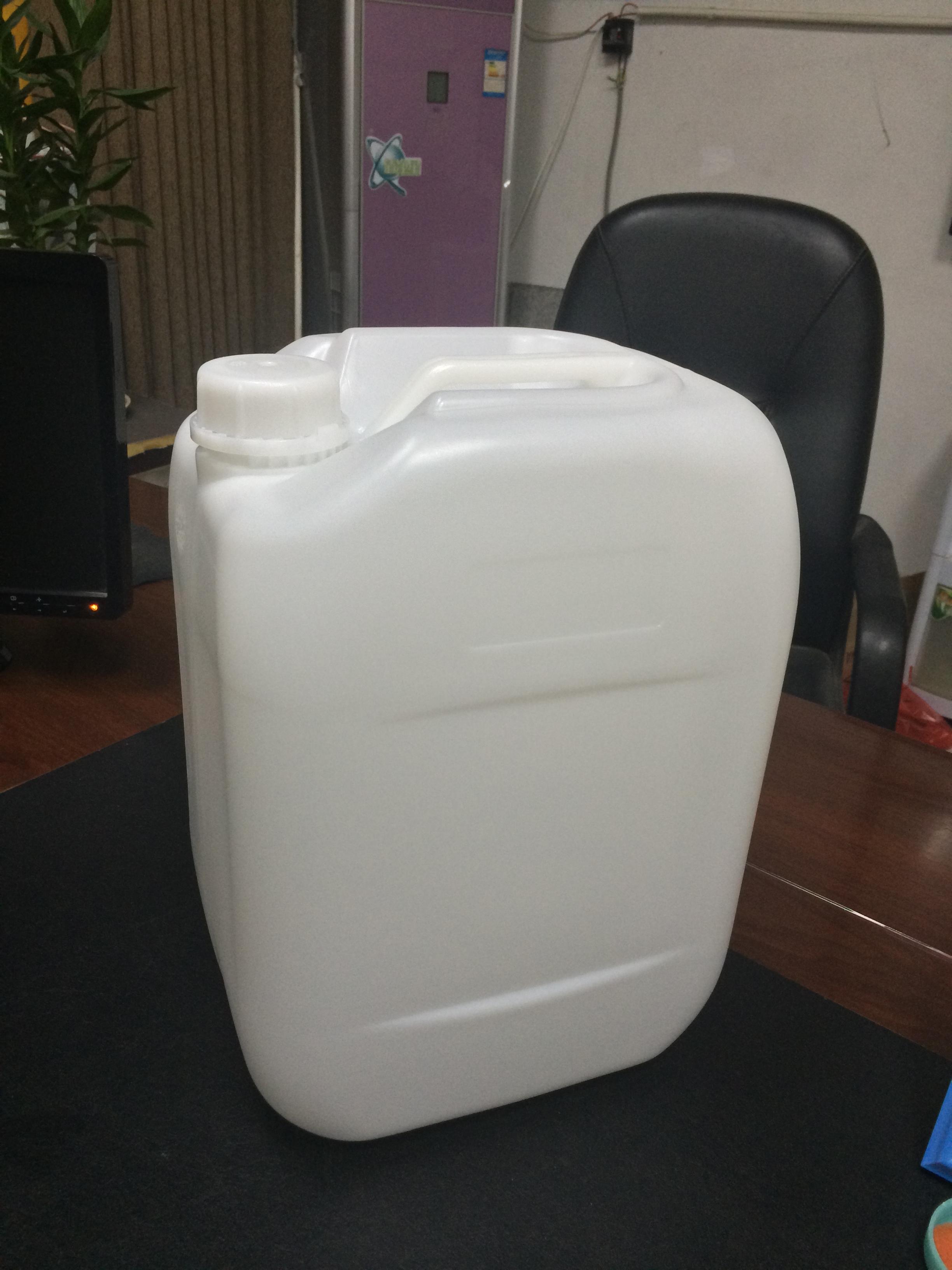 20升白色塑料方桶食品级塑料油桶化工塑料瓶胶桶