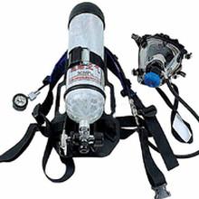 贮气式空气呼吸器,消防呼吸保护装置