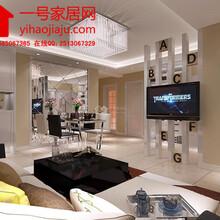 桥北天润城二房装修效果图-南京一号家居-南京专业的装修公司