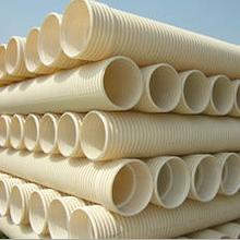统塑PVC波纹管供应排污各种波纹管批发