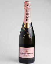 法国香槟酩悦粉红香槟价格便宜图片