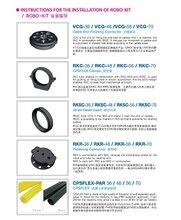 CPS专业供应韩国CPS机器人管线包品牌一流