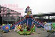三星儿童游乐设备公园游乐设备庙会游乐设备32人喜洋洋自控飞机