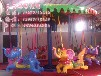 三星儿童游乐设备庙会游乐设备16人小飞象