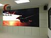 三星55寸液晶拼接幕墙,陕西宝鸡军区展厅展示,高清液晶拼接屏,上海液压前维护支架厂家