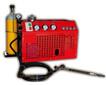 撬装式150公斤中压空压机-中压空气压缩机-中压活塞机