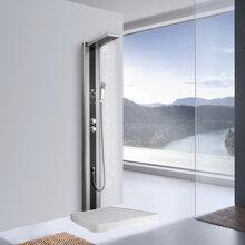 宜浴淋浴屏热水器X8图片