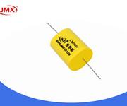 舞台音响(箱)电容/CBB20金属化聚丙烯薄膜轴向电容(MPT/MPA)图片