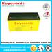 京松KOYOSONIC铅酸蓄电池厂太阳能电池12v100ah