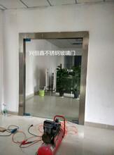 深圳玻璃門地彈簧玻璃門更換密碼鎖玻璃門維修圖片