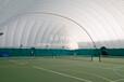 气膜建筑的价格气膜网球场关注奥宏