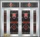 盛博自动门窗有限公司供应安装不锈钢楼宇防盗门