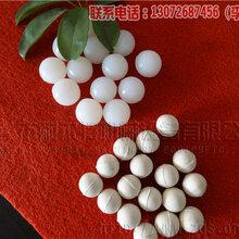 厂家直销的橡胶球超耐磨振动筛橡胶球批量出售图片