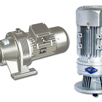 厂家直销防爆摆线针轮减速机WB100-LD-750W防爆电机
