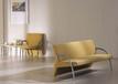 办公沙发布艺沙发皮质沙发办公椅转椅会议椅