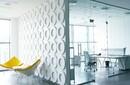 成都写字楼玻璃隔断施工/办公区域室内设计