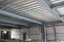 钢结构彩钢房阁楼制作扩建阳台图片