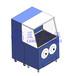 打磨除尘工作台蓝世定制价格优惠高效净化厂家直销