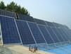 福建福州仓山区回收降级拆卸太阳能光伏板发电板电池板组件
