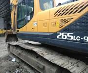 现代265-7原装挖掘机图片