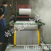 河南生产环保无污染造纸机迷信纸造纸机染色纸机等图片