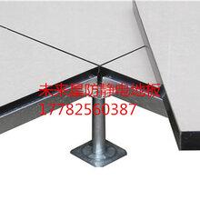 榆林防静电地板机房防静电地板安装架空地板品牌
