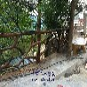 仿木栏杆水泥栏杆河道混凝土木桩护栏厂家加工定做园林仿木景观