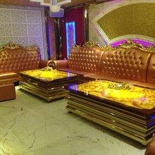 北京歌廳沙發換面KTV沙發翻新歐式沙發翻新定做沙發套