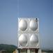 热镀锌水箱组合式镀锌水箱消防水箱生活水箱组合式钢板水箱