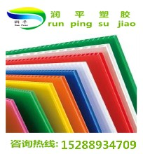 润平塑料PP垫板图片