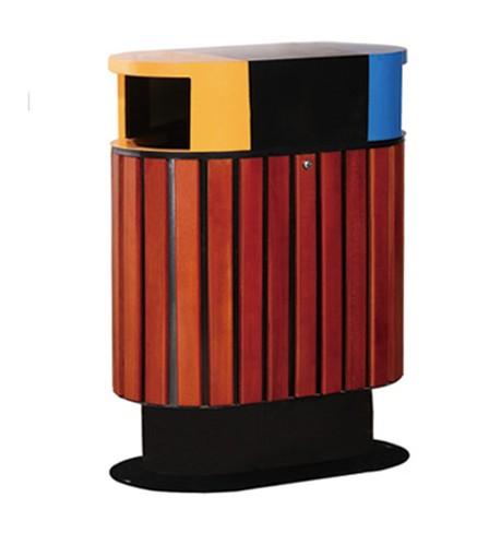 宾阳垃圾桶多少钱宾阳带轮移动垃圾桶宾阳钢木垃圾桶