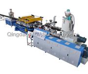 华塑PE/PVC200双壁波纹管生产线图片