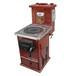 家用燃煤气化炉淄博采暖炉水暖炉民用水暖炉
