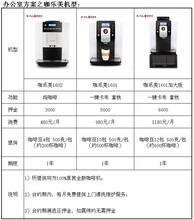专业办公室全自动咖啡机租赁展会咖啡机租赁专业设备高效快捷