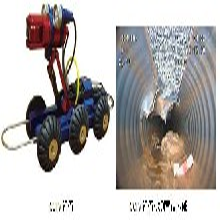 无锡新区管道检测、雨污管道机器人检测
