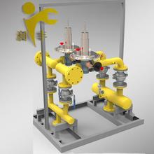 阿图什RX600燃气调压柜润丰制造