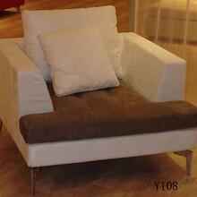 真皮欧式仿古沙发椅子床头换面餐厅酒店网吧定做沙发套