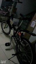 上海大眾自行車可折疊可變速低價轉讓家中閑置圖片