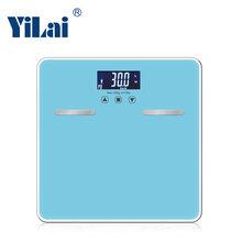厂家批发智能电子秤多功能体脂健康礼品体重秤定制LOGO脂肪秤图片