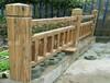 百色本地工厂供应仿木栏杆