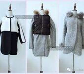 美丽衣橱年较新时尚大码单面呢子大衣女装库存尾货