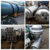 出售二手滾筒干燥機2.2x18米導熱油加熱