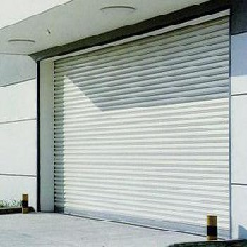 大港区卷帘门厂家-仓库大型抗风卷帘门安装